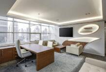 Nowoczesne i praktyczne biuro